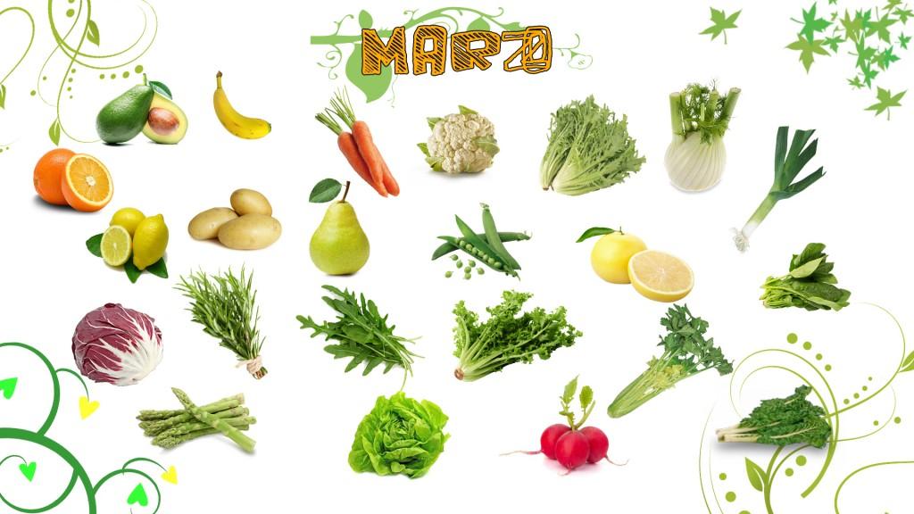 marzo verdura di stagione